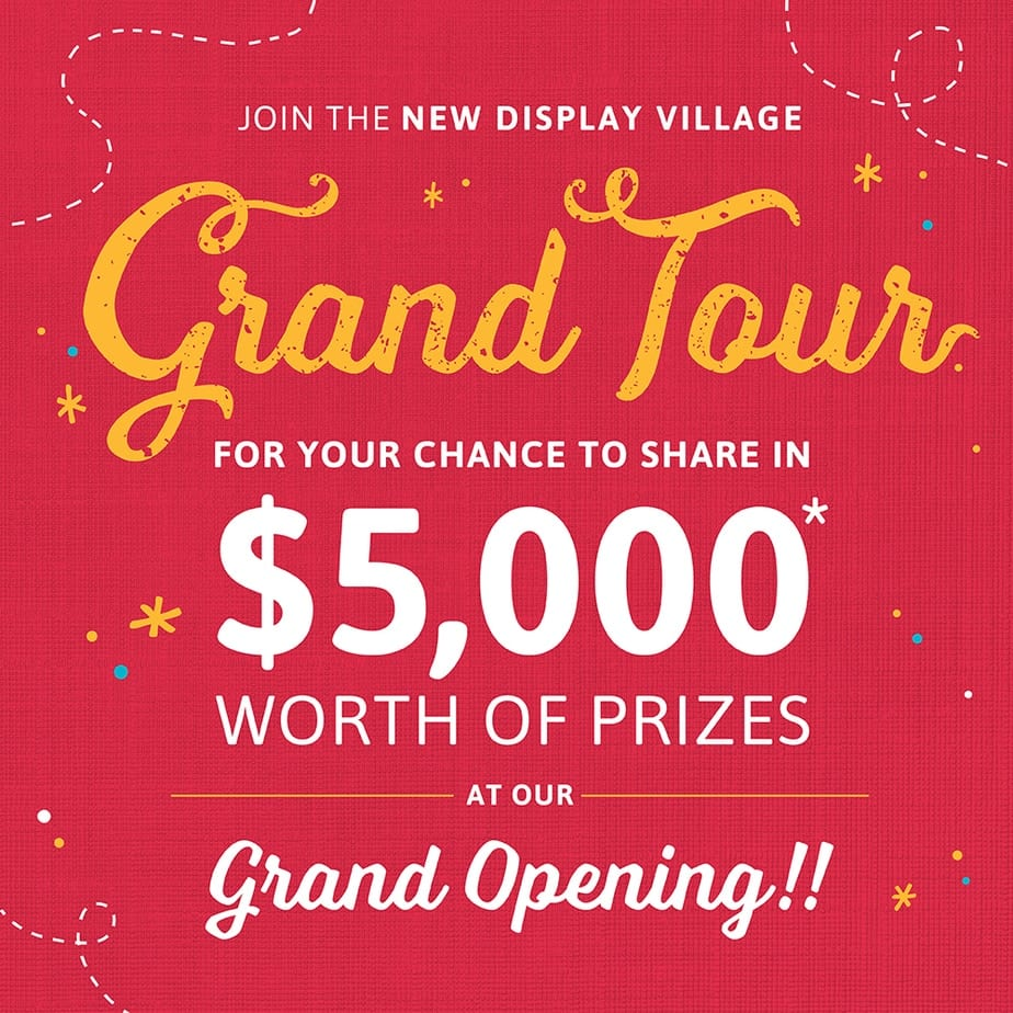 North Harbour | Grand Opening | $5,000 worth of prizes