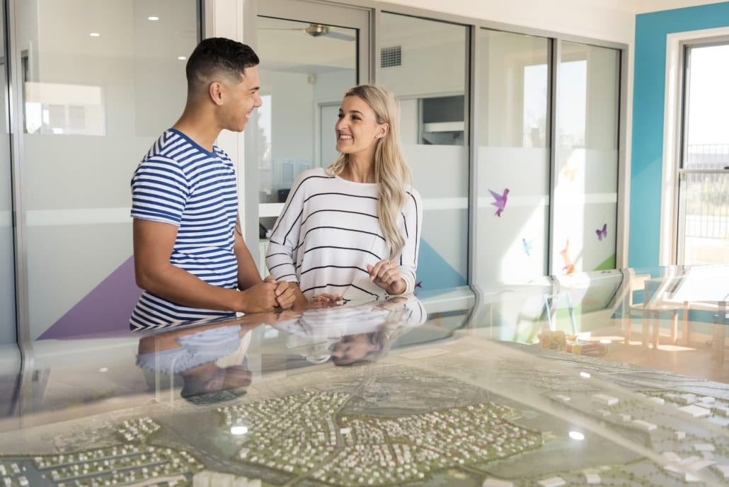 North Harbour | Display Village | First Home Buyers