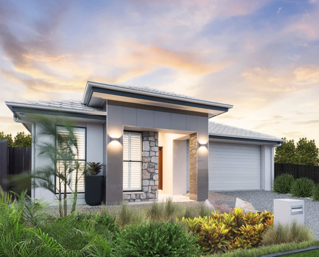 Horizon 214 Display Home | Hallmark Homes | North Harbour