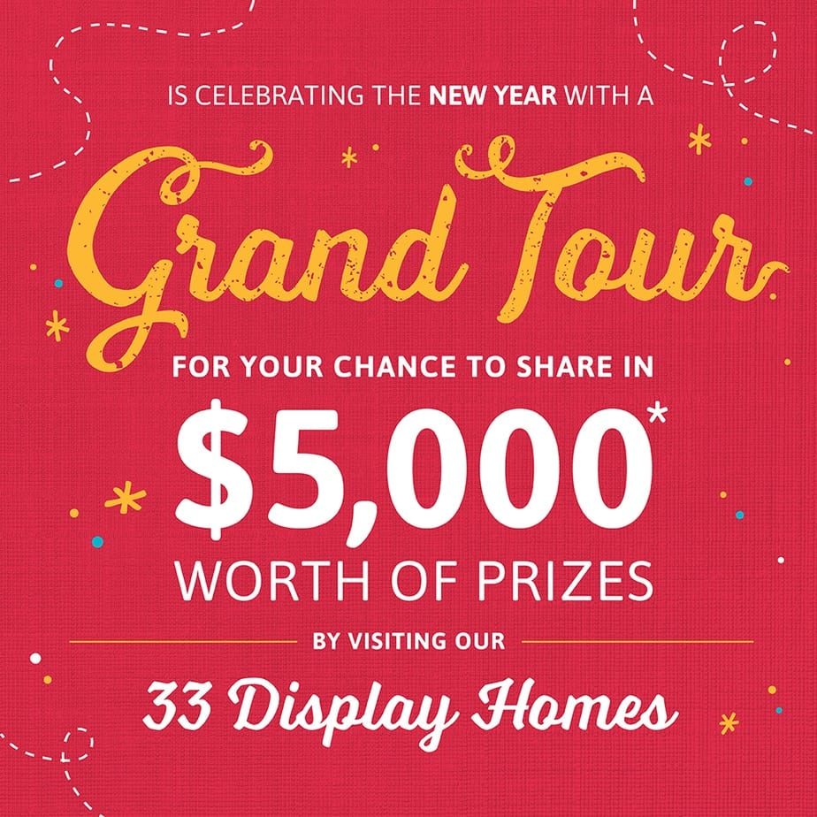 Display Homes | Grand Tour