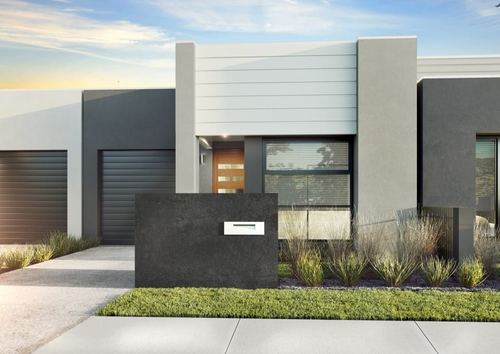 Metricon Terrace Homes