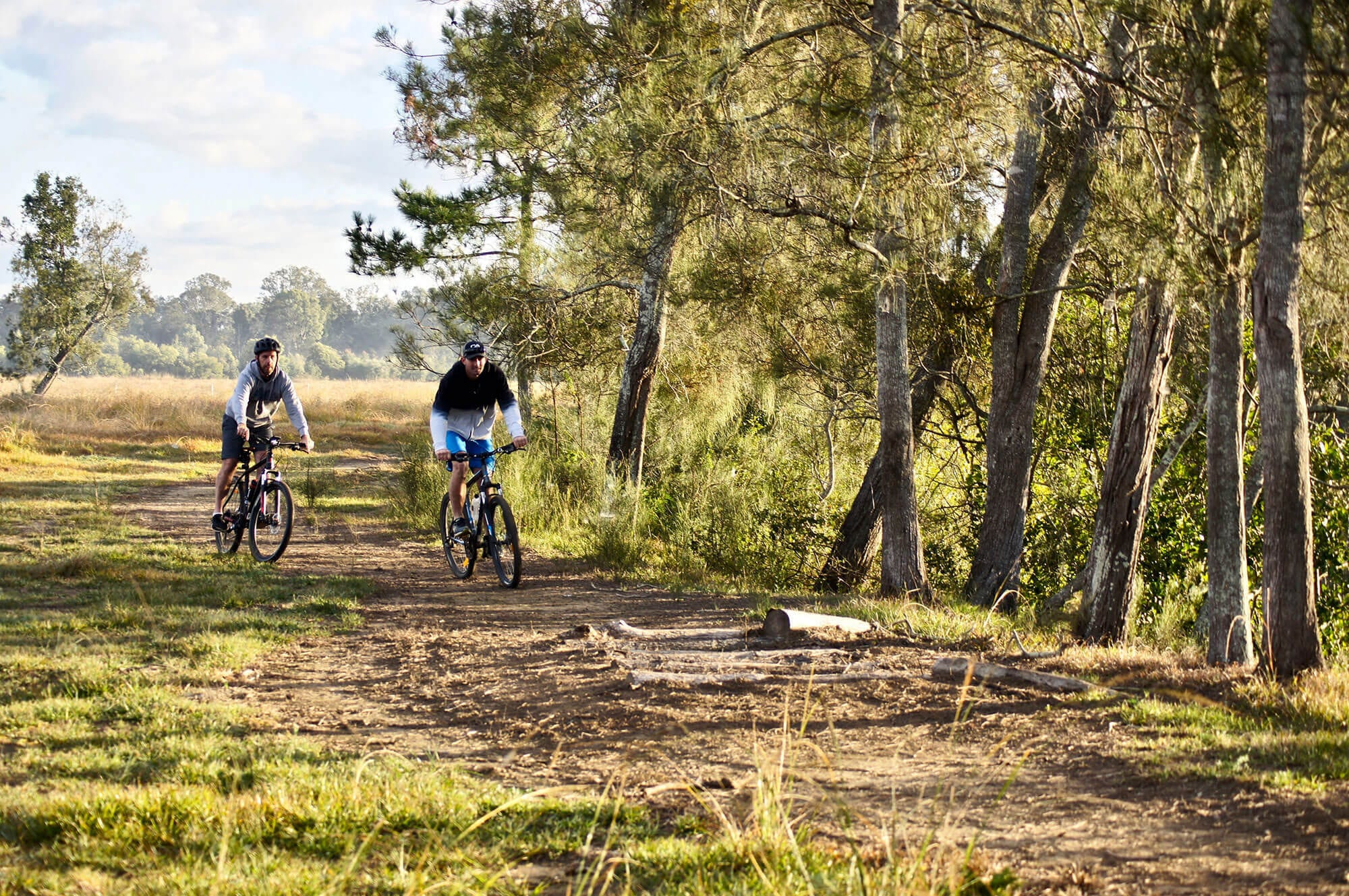 North Harbour Mountain Bike Track