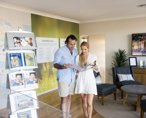 Checklist before buying a home