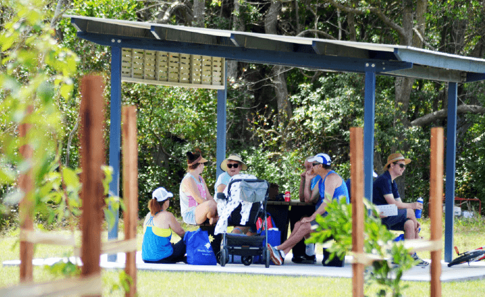 North Harbour BBQ and Picnic Shelters