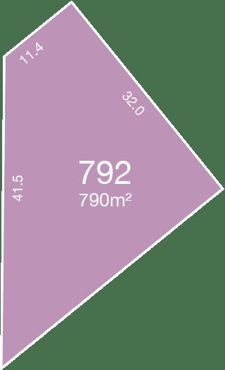 Lot 792