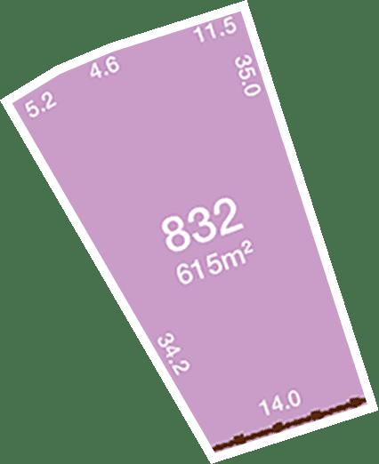 Lot 832