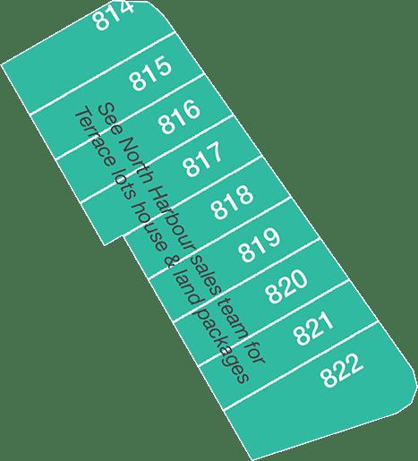 Lot 814 - 822