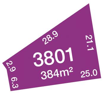 Lot 3801