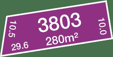 Lot 3803