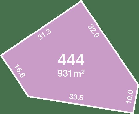 Lot 444